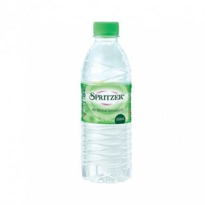 Spritzer Natural Mineral Water 24x350ml