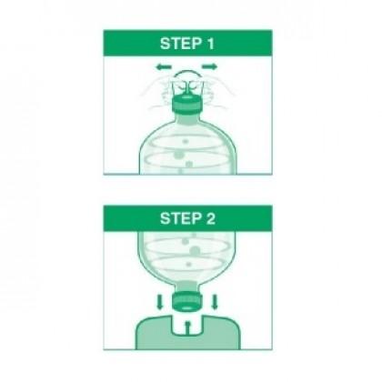 Spritzer Distilled Drinking Water 2x9.5L