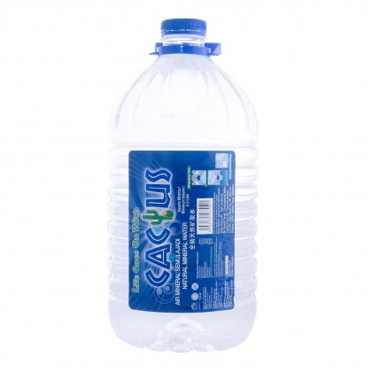 Cactus Natural Mineral Water Water 2x5.5L