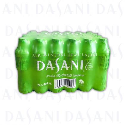 Dasani Natural Mineral Water 24x600ml