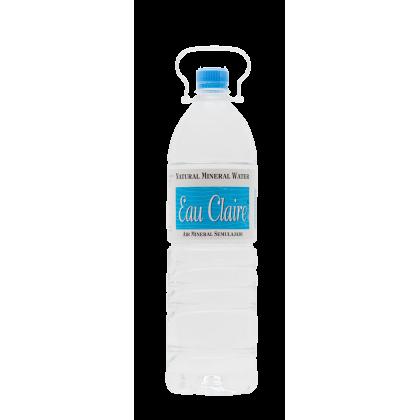 Eau Claire Premium Mineral Water 12x1.5L