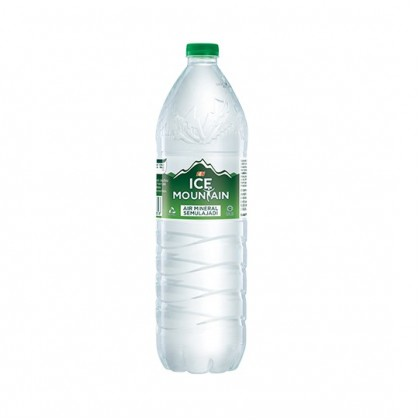 Ice Mountain Natural Mineral Water 12x1.5L - 5 cartons package