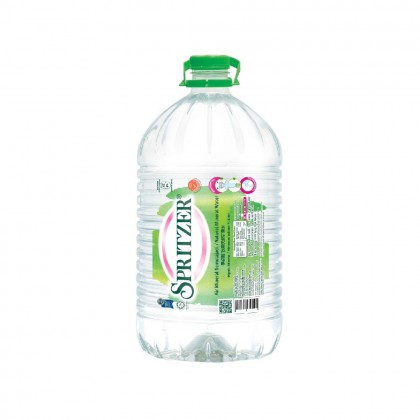 Spritzer Natural Mineral Water 2x9.5L - 5 cartons package