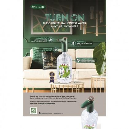 [MIIZU] Spritzer Water Pump Dispenser - Fast Delivery