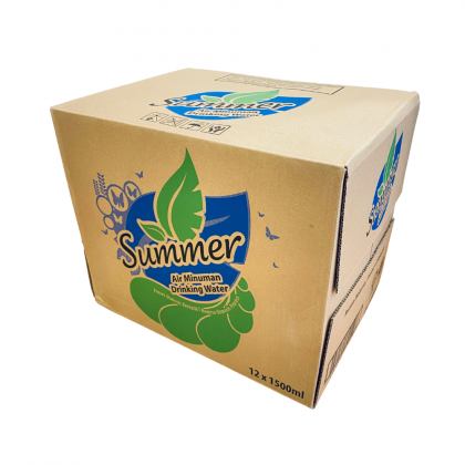 Summer Drinking Water 12x1.5L