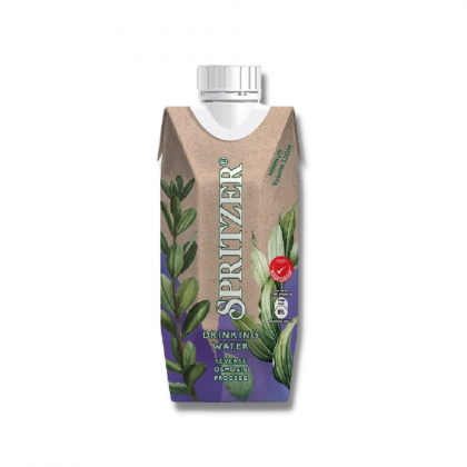 Spritzer RO Drinking Water Tetra Pack Eco-Friendly 12x500ml