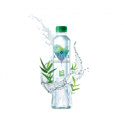 Acilis by Spritzer Natural Mineral Water 24x400ml